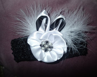 Baby girl headband, headband, infant wear,
