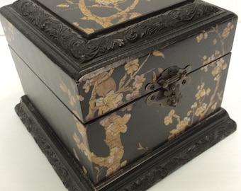 Oriental Treasure Box,