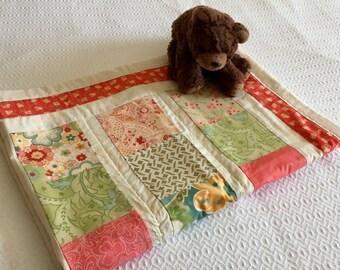 Quilt, Unique throw blanket, wheelchair lap quilt, recliner quilt