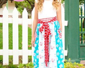Mimi's Maxi Skirt PDF Pattern