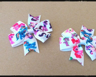 My little pony hair clip (1.75 each)