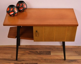 Vintage chest of drawers | telephone table | sideboard | unique | 50s | West Germany