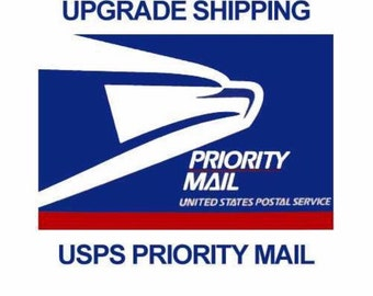 Priority mail shipping