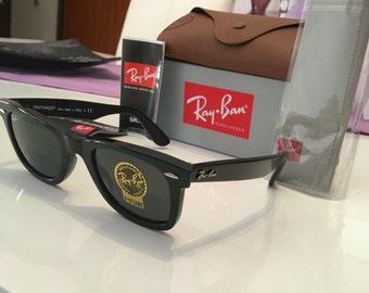 Sunglasses Occhiali da Sole Rayban RB2140 901A 47[]22 3N Wayfarer
