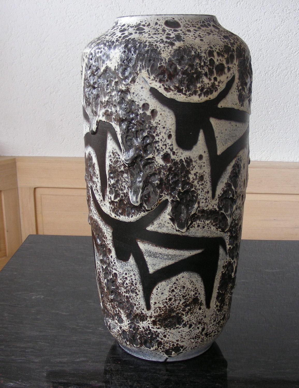 West german pottery floor vase with bulls scheurich 517 45 reviewsmspy