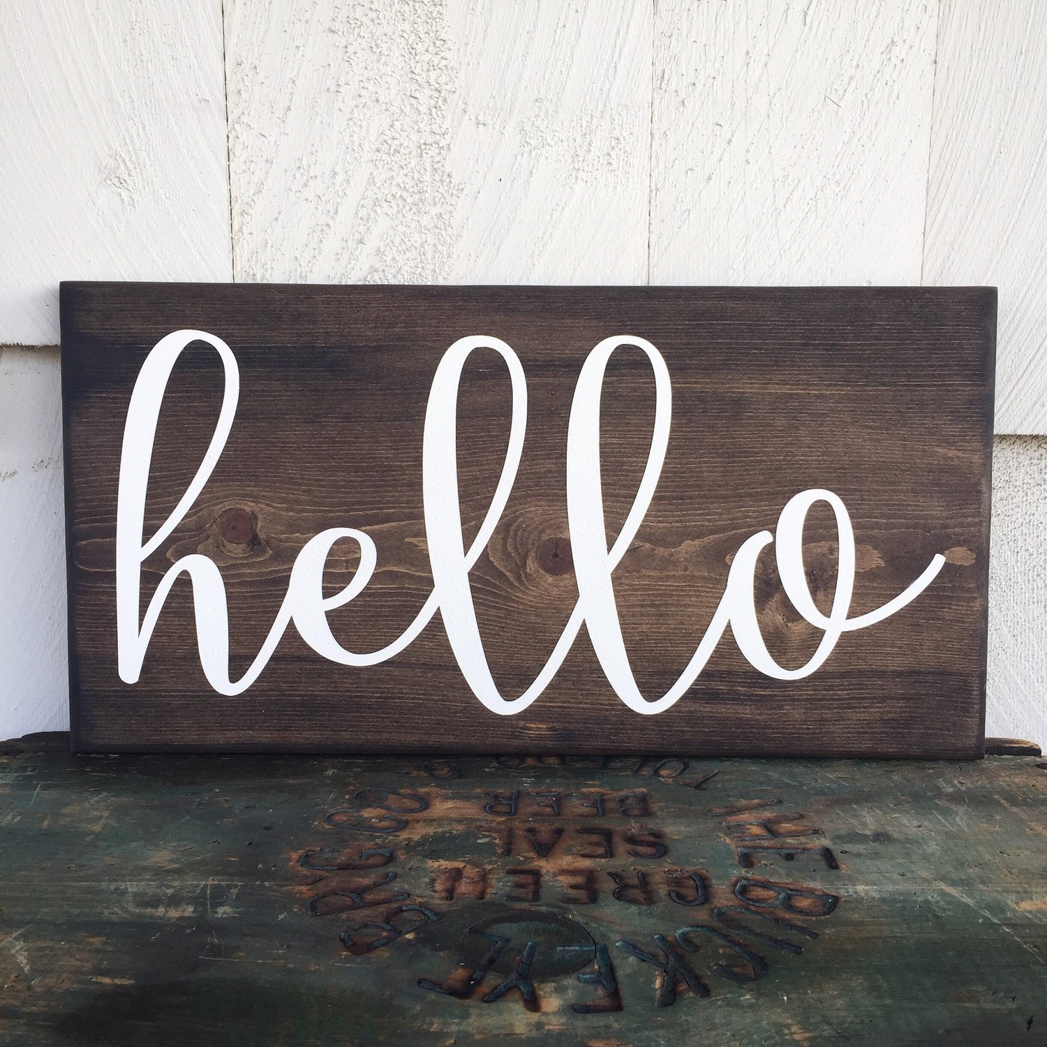 Hello Wood Sign Cursive Handwritten Font Decor Hand Painted. Organs Signs Of Stroke. 13th Zodiac Signs. Used Hotel Signs Of Stroke. Oral Thrush Signs. Pink Eye Signs. Social Networking Signs Of Stroke. Demam Signs. To Do Signs Of Stroke