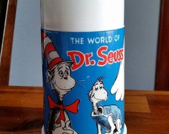 1970 Dr. Seuss Aladdin  Thermos