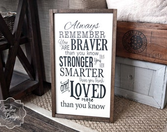 Rustic Wall Decor of Motivational Quote   Wall Art