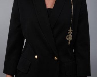 Vintage Blazer with embroidery - Laurel