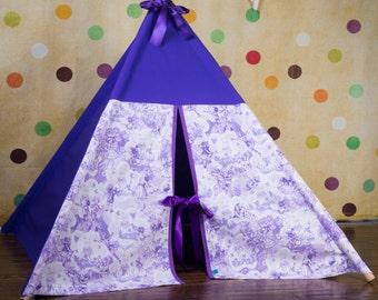 Purple fairies Teepee