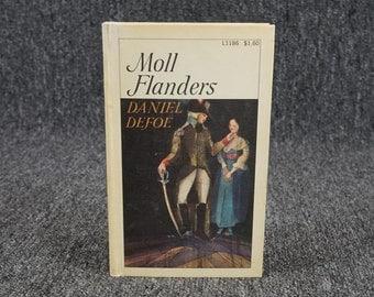Moll Flanders Daniel Defoe C. 1964 Seventh Printing.