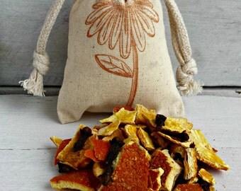 Orange Clove Sachets Aromatherapy Scented Sachets Sachet Bags Sachet Favors Wedding Favors Scented Drawer Sachets Drawer Sachets