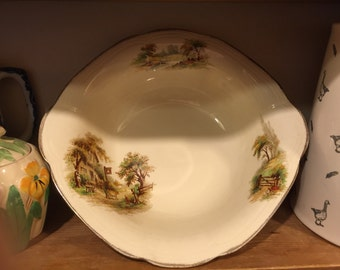 Meakin country bowl