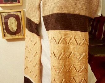 Women's Alpaca Wool Scarf
