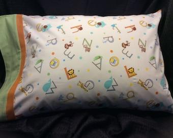 """Handmade Standard Pillow Case 30"""" X 19""""  ( without Pillow)"""