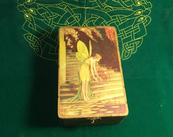 Fairy tarot box
