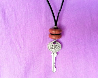 Key to Life Necklace