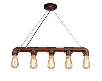 Industrial pendant light chandelier lighting edison light