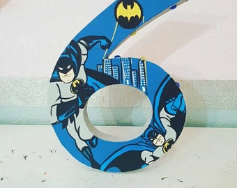 Batman Number