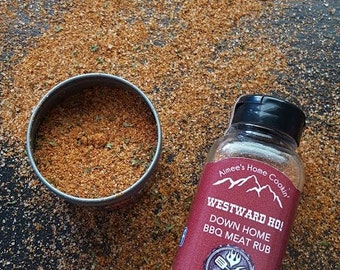 Westward Ho! BBQ Dry Rub FREE SHIPPING!