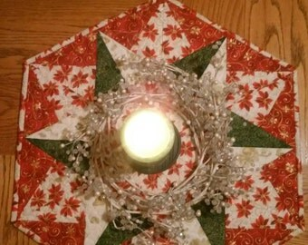 Christmas Holiday Table Center piece