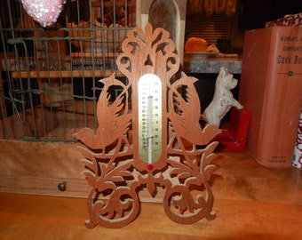 BIRD THERMOMETER WALL Hanging
