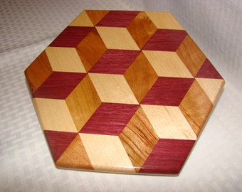 Cutting Board #267 with 3D design