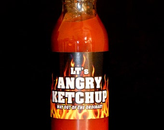LT's Angry Ketchup