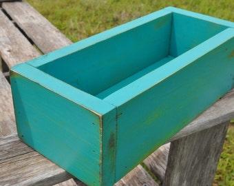 Rustic Planter box. planter, planter box, rustic centerpiece, wedding decor, home decor, wedding centerpiece.