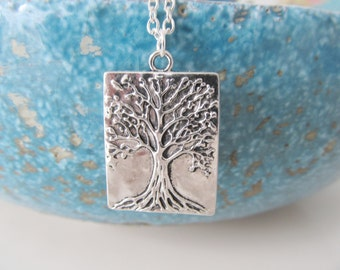 Tree of life necklace, tree of life jewelry, tree necklace