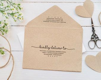 Wedding Gift Envelope Template : Wedding Envelope Template, Envelope Calligraphy, Wedding Envelope ...