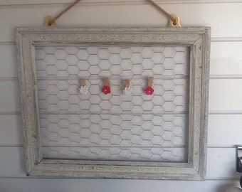 Vintage wire frame