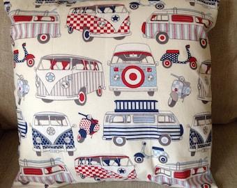 Large camper van cushion cover