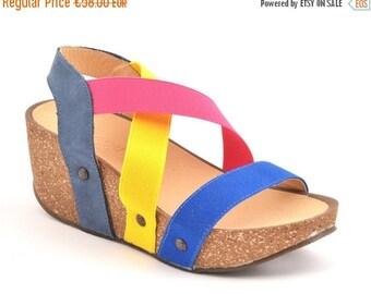 SUPER SALE sandals/ women sandals/ wedge sandals/ summer shoes/ women shoes/comfort shoes