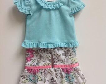 Doll Clothes - Pants Outfit