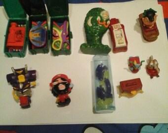 various stocking fillers