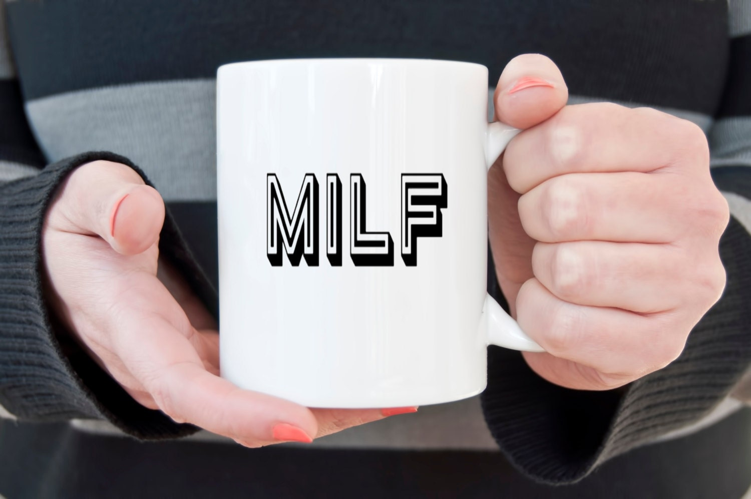 Funny MILF coffee mug MILF unique gifts gifts for her