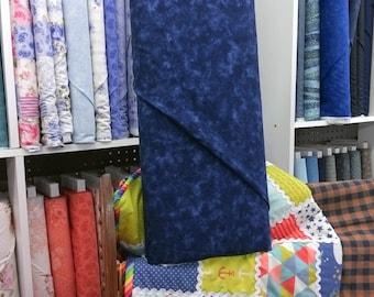 Moda 6852 dark blue marbled