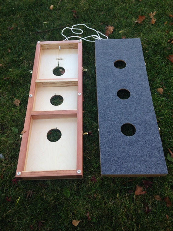 washer board game 3 hole washer toss yard games gifts for the