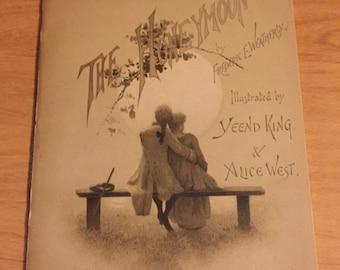 Victorian Poetry Booklet - The Honeymoon - Hildesheimer & Faulkner C1890