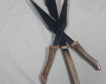 Dark Elf Weapon Set
