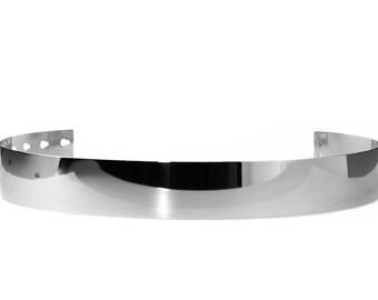 Silver Metal Belt