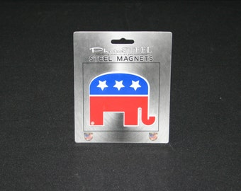 Magnet GOP ELEPHANT