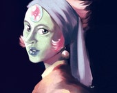Pearl with the Pearl Earring