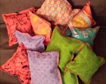 "Catnip Pillow Toys Made with Fresh Catnip (4 "" x 4""), Catnip Toy, Cat Toys, Pet Supplies, Pet Toys, Birthday, Wags & Wiggles"