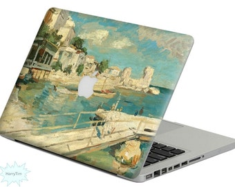 New Oil Painting decal mac stickers Macbook decal macbook stickers apple decal mac decal stickers 16