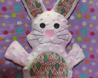 Bunny Rabbit Softie - Rabbit Stuffed Toy - Easter Bunny Softie Toy