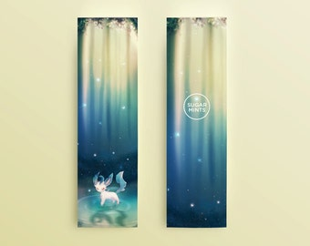 Pokemon Eeveelutions Leafeon Bookmark, Leafeon Fanart, Eeveelutions, Pokemon Leafeon, Pokemon Artwork