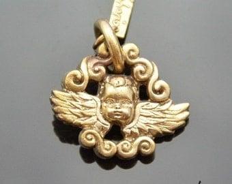Pendant Angel2 Bronze