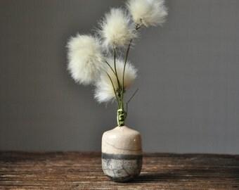 Tiny Raku Vase